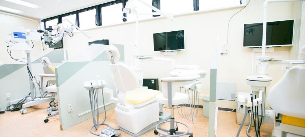 虫歯治療や抜歯回避