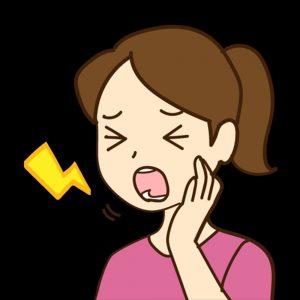 歯を抜いたのに、まだ痛い理由?