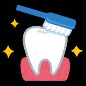 歯磨きのタイミングについて